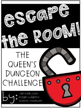 Escape the Room: The Queen's Dungeon Challenge- Preview