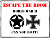 Escape the Room - World War II