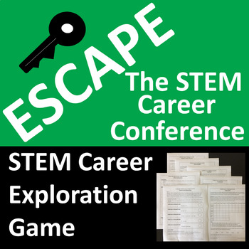 Escape the STEM Careers Conference - A Fun Game