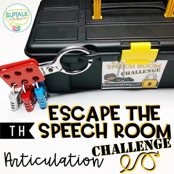 Escape the Speech Room Articulation Challenge: TH