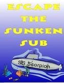 Escape the Sub! (Integer Operations Digital Breakout)