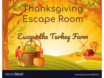 Escape the Turkey Farm!