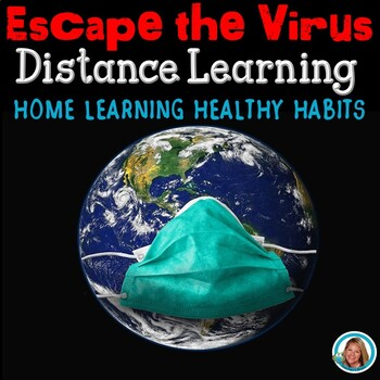 Escape the Virus | Distance Learning | Coronavirus HOME LEARNING