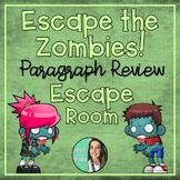 Escape the Zombies! Paragraph Review Escape Room - Transit