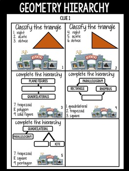 Escape the Zoo - A Geometry Breakout Project