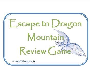 Escape to Dragon Mountain Review Game