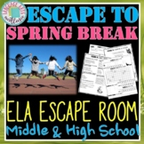 Escape to Spring Break ESCAPE ROOM