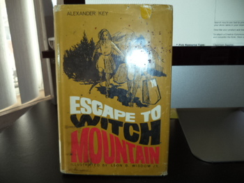 Escape to Witch Mountain ISBN 0-664-32342-1