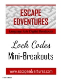 EscapeEdventures Digital Breakouts:  Mini-Breakouts