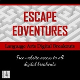 EscapeEdventures Digital Breakouts: BUNDLE
