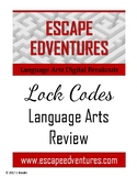 EscapeEdventures Digital Breakouts:  Language Arts Review