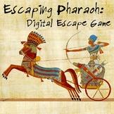 Escaping Pharaoh: Digital Bible Escape Game