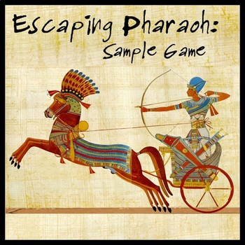 Escaping Pharaoh Sample Game