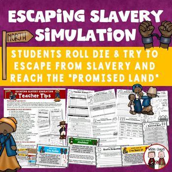 Escaping Slavery Simulation