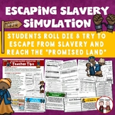 Escaping Slavery Underground Railroad Simulation