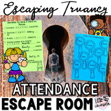 Escaping Truancy:  Attendance Escape Room with PowerPoint