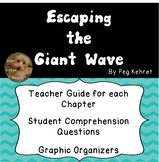 Escaping the Giant Wave: Teacher Guides & Student Comprehension Sheets