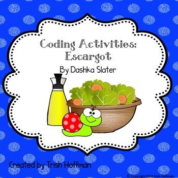 Escargot Coding Activities (2018-2019 SSYRA Jr. Title)