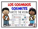 Escribe el salón con cognados de A-Z- Write the Room with