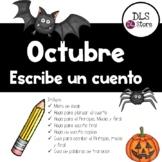 Escribe un cuento - Octubre