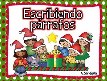 Writing Paragraphs in Spanish-December