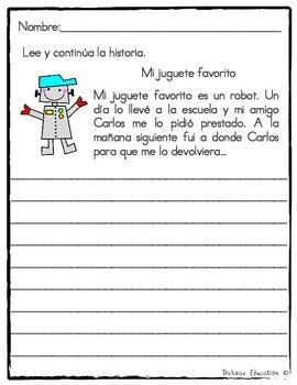 Escritura Creativa | Creative Writing | Spanish