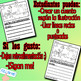 Escritura Creativa CAT IN THE HAT y ¡MINECRAFT! (Creative writing MASH-UP)
