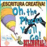 Escritura Creativa OH THE PLACES YOU'LL GO y MINECRAFT(Cre