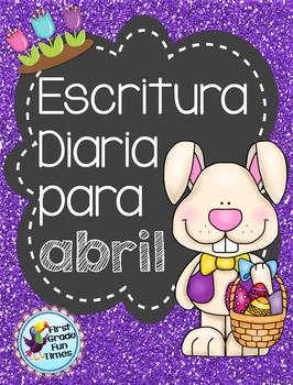 Escritura Diaria para abril