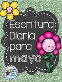 Escritura Diaria para mayo