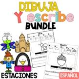 Escritura Directed Drawing Writing in Spanish