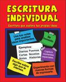 Escritura Individual / Individual Writing Poster