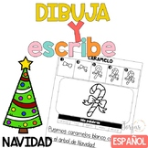 Escritura Navidad Writing in Spanish