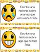 Escritura con emojis (Emoji writing SPANISH)