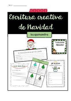 Escritura creativa Navidad