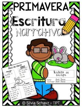 Escritura narrativa - Primavera