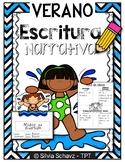 Escritura narrativa - Verano
