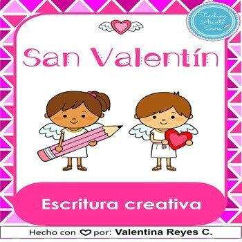 Escritura creativa de San Valentín - Valentine's day creative writing in Spanish