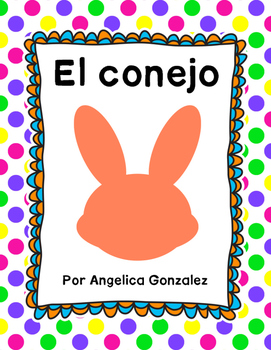 Escritura de Conejo (Bunny Writing SPANISH- FREEBIE!)