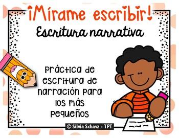Escritura narrativa para los más pequeños