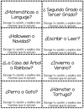Escritura persuasiva by La Clase de Senora DuFault | TpT