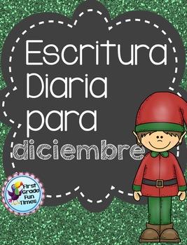 Escritura Diaria para diciembre