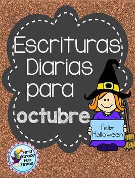 Escrituras Diarias para octubre
