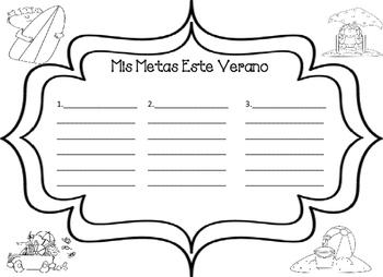 Escuela de Verano Actividades Summer school activities