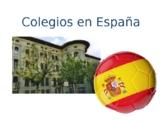 Escuelas en España