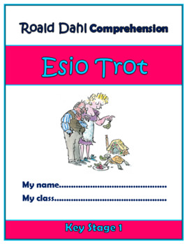 Esio Trot Comprehension Booklet! (For Grades K-3)
