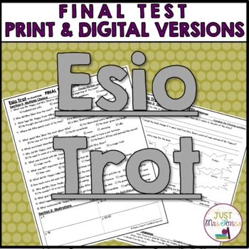 Esio Trot Final Test
