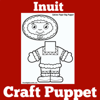 Eskimo Craft | Igloo | Winter Unit | Inuit Activity | Eskimo Activity