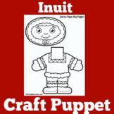 Eskimo | Inuit | Craft Activity | Preschool Kindergarten 1