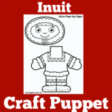 Eskimo Craft Activity | Inuit